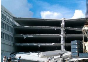 Miami Dade College parking garage collapse