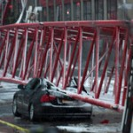 Fatal crane collapse in Manhattan
