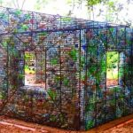 This Village Is Made Entirely Of Plastic Bottles