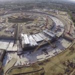 New drone footage shows the vast scale of Apple Campus 2