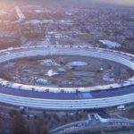 Latest drone footage offers clearest look yet at Apple Park ahead of next month's opening