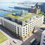 New York City unveils massive green-roofed film and fashion hub in Brooklyn