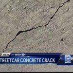 Streetcar worker says concrete cracking in some construction areas – VIDEO