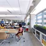 ASID Headquarters Becomes World's First Space to Earn LEED and WELL Platinum Certification