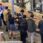 Seeking greener construction, Chinese delegates visit U.S. wood construction authorities
