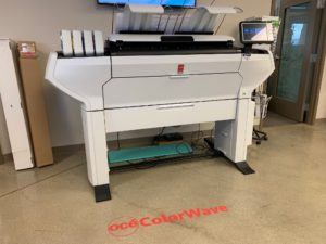 Oce ColorWave 3500 Plotter